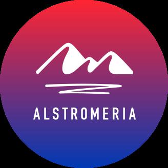 株式会社アルストロメリアのロゴ